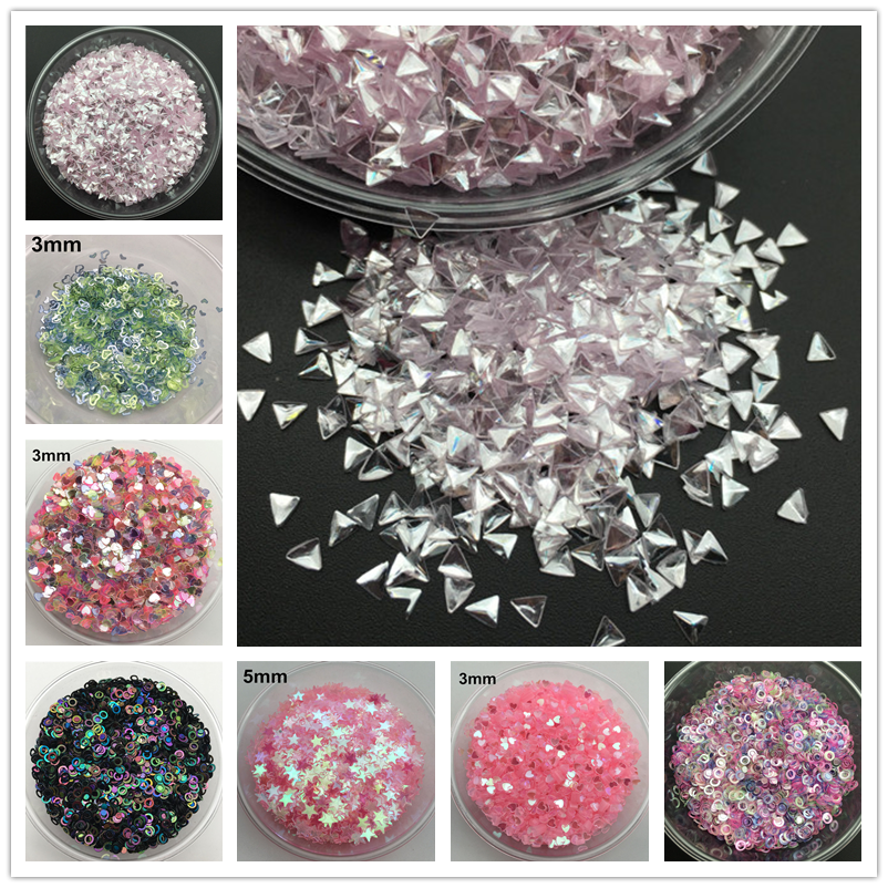 20g of mixed cardmaking or other crafts silver coloured sequins for sewing
