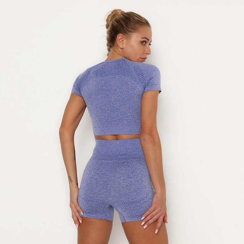H7afb56c3285147cda32a3889494d2229T Kaminsky 14 Colors High Waist Seamless Leggings For Women Solid Push Up Leggins Athletic Sweat Pants Sportswear Fitness Leggings