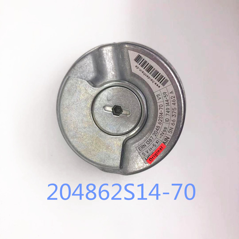 NOUVEAU ERN 1387 204862S14-70 Encodeur Rotatif ERN 1387 2048 62S14-70/ERN1387204862S14-70 ID: 749144-59 ERN1387/ERN 1387.020-204