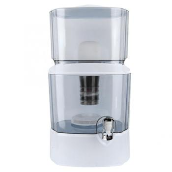 24L 5 Stage Water Purifier Home Kitchen Water System Filter Water Purifier Drinking Treatment water purifier water output 180l h household water filter 7 stage filtration stainless steel direct drinking water purifier