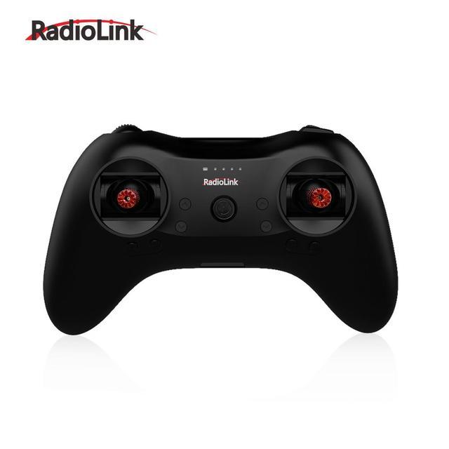 Radiolink T8S 8CH Mini RC Transmitter and R8FM R8EF Receiver 2.4G Radio Remote Handle Gamepad Controller 1