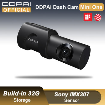 DDPAI Dash Cam MiniOne 1080P Full HD DVR Car Camera Mini One Android Wifi Auto Drive Vehicle Video Recroder 24H Parking Camera