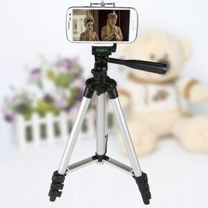 Image 5 - חצובה הר Stand סט עם טלפון מחזיק קליפ עבור Smartphone טלסקופים הדיגיטלי ללכת פרו מצלמה UY8