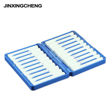 JINXINGCHE taşınabilir metal sigara kutusu iqos için 3.0 evrensel Metal Flip depolama sigara durumda iqos 2.4 artı