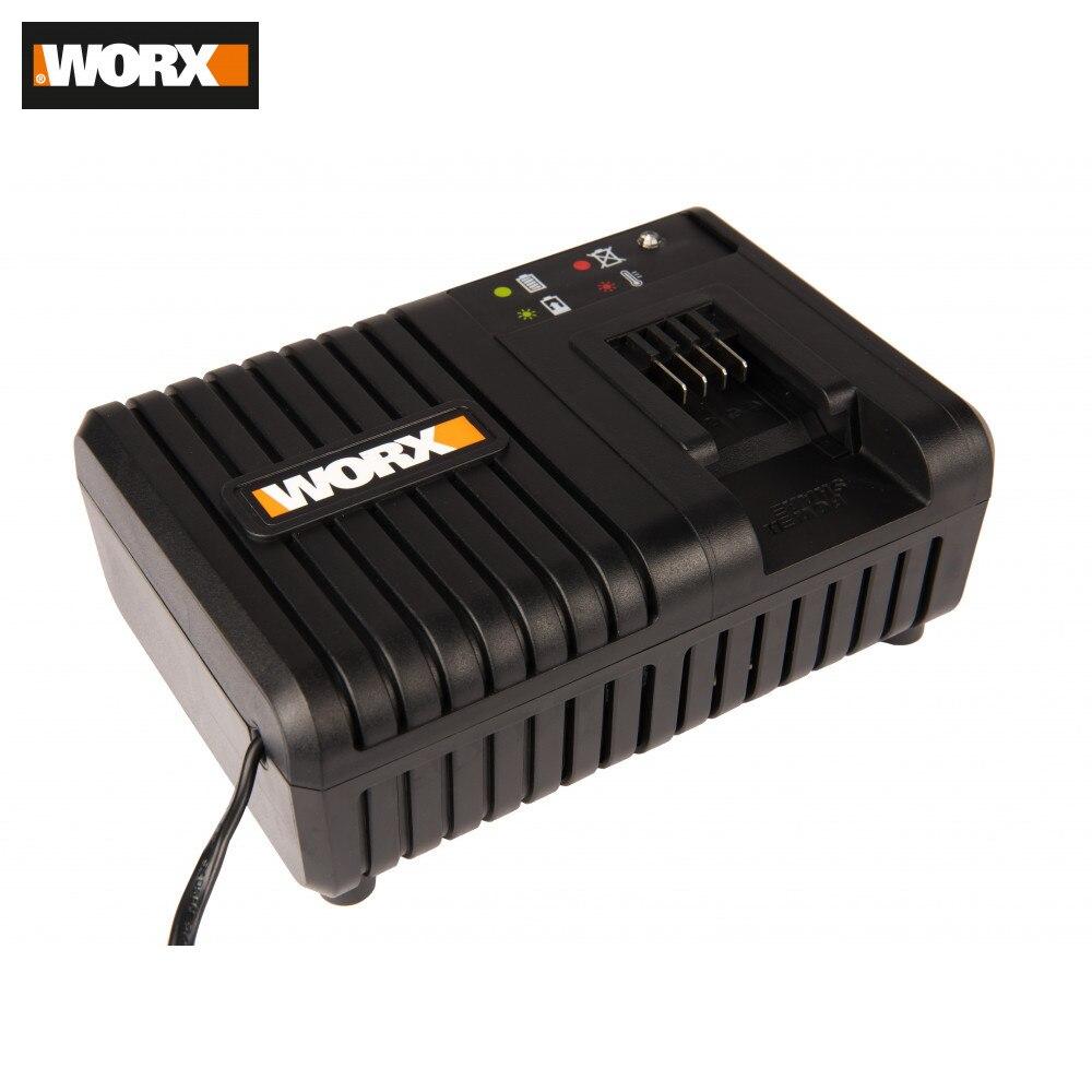 Зарядное устройство WORX WA3867 20В, 6A|Зарядные устройства|   | АлиЭкспресс