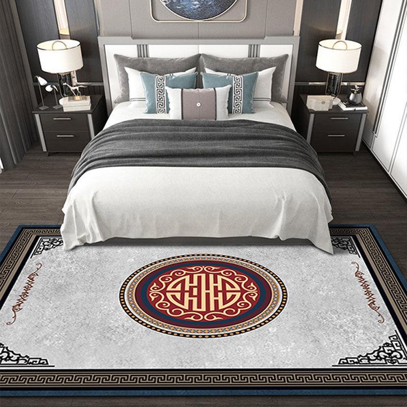 Modern Printed Minimalism Area Rug Printed Room Area Rug Floor Carpet For Living Room Bedroom Home Decorative Floor Mat