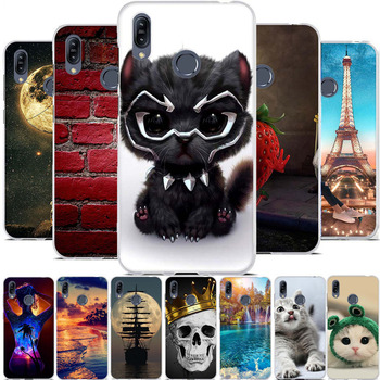 Case For Asus Zenfone Max M2 ZB633KL Silicone Case For Asus Zenfone Max ZB633KL Bag Paint Stylish Pattern Shockproof Fundas luxury bling leather case for asus zenfone max m2 zb633kl wallet case for asus zenfone max pro m2 zb631kl flip leather case