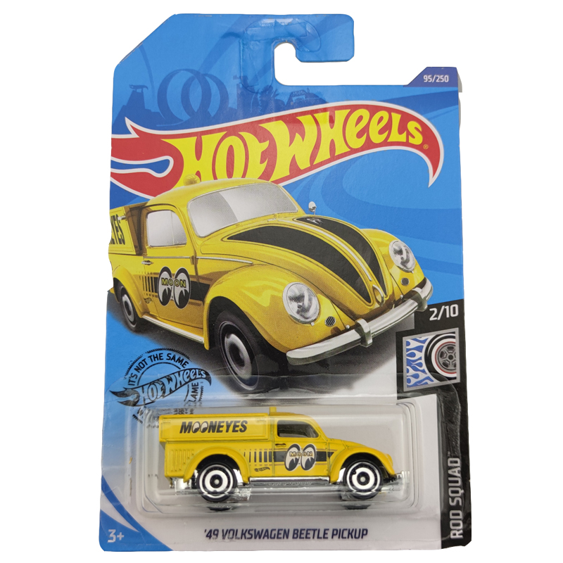 2020-95 Hot Wheels 1:64 Car 49 VOLKSWAGEN BEETLE PICKUP Metal Diecast Model Car Kids Toys Gift