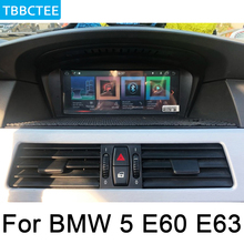For BMW 5 E60 E61 2002~2008 CCC Android Car radio GPS multimedia player Navigation WiFi BT Multimedia Player Auto Radio Map