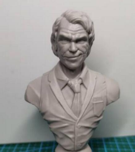 1/10 Resin Bust Style VII Not Assembled Uncolored