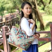 Summer new Yunnan ethnic style pu leather women's handbag geometric pattern casual hand bag summer new yunnan ethnic style pu leather women s handbag geometric pattern casual hand bag