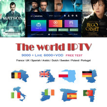 Italia iptv m3u Subscription Italy UK German france spain adult Mediaset Premium Iptv for M3U Android Enigma2 Smart TV Box pc(China)