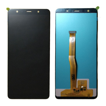 "6.0"" For SAMSUNG GALAXY A7 2018 LCD A750 A750F SM-A750F Display Touch Screen Digitizer Assembly oled lcd For SAMSUNG A750 LCD"