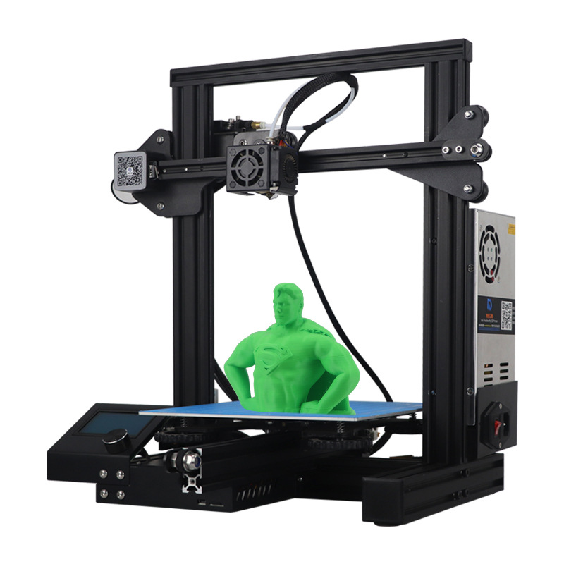 Primary 3D Printing Laboratory 3D Model Print Household 3D Printer