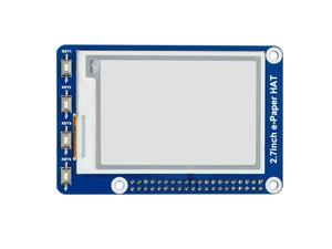 Image 4 - Waveshare 2.7 e 紙、 264 × 176 、 2.7 インチ電子インクディスプレイ帽子ラズベリーパイ 2B/3B/ゼロ/ゼロワット、色: 黒、白、 SPI インタフェース