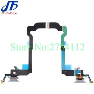 Image 3 - 10 stücke Ladegerät USB Dock Connector Für iPhone X 7 8 Plus 7P 8 P 7G 8G lade Port Kopfhörer Audio Jack Flex Kabel Relacement Teil