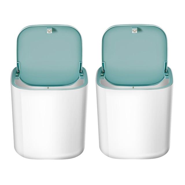 2x Mini Washing Machine Washer USB 18W Pants Underwear Home Travel Camping