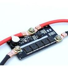 1 conjunto de placa de circuito 12v bateria armazenamento ponto máquina solda pcb módulo diy peças reposição para rc controle de vôo zangão modelo