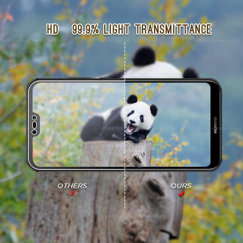 Protección Anti-Shock protectores de pantalla para Huawei Y7 Y6 Y5 2018 Nova 2i 3i 5i HD película para Huawei Y5 Y6 Y7 Y9 2019 Nova 3 5 3e