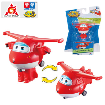 Super Wings  Mini 2 Scale Transforming Toy Deformation Airplane Robot Action Figures Transformation Toys For Children Gifts 17 auldey style small super wings deformation mini jett mini robot wing action figures wing transformation toys for kids