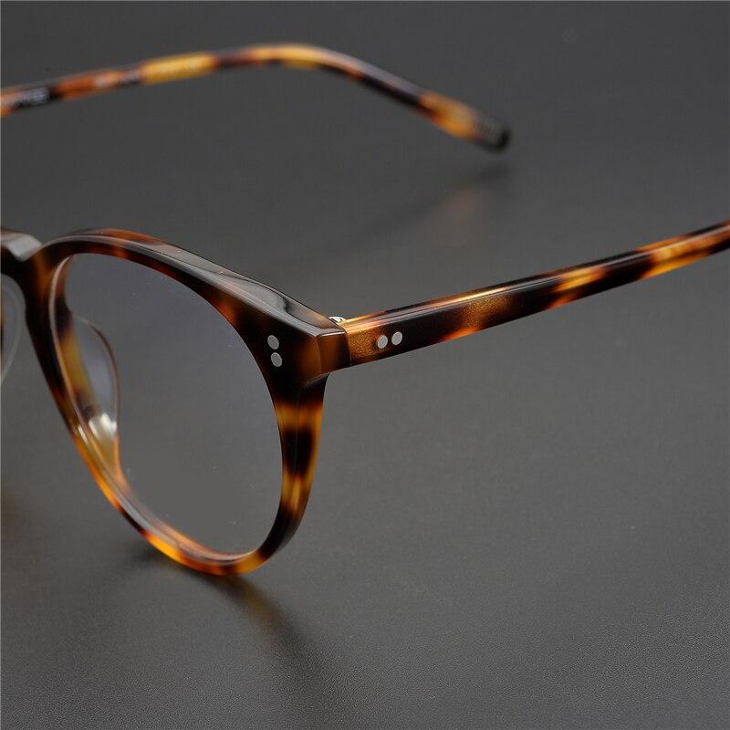 Image 3 - Винтажные оптические очки, оправа OV5183, очки о 'мэлли для женщин и мужчин, оправы для очков, очки по рецепту для близорукости-in Мужские очки кадры from Аксессуары для одежды on AliExpress - 11.11_Double 11_Singles' Day