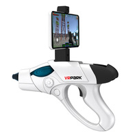 New 4D somatosensory live shooting AR Game Electric Toy Gun Sports puzzle AR magic gun 4D somatosensory reality