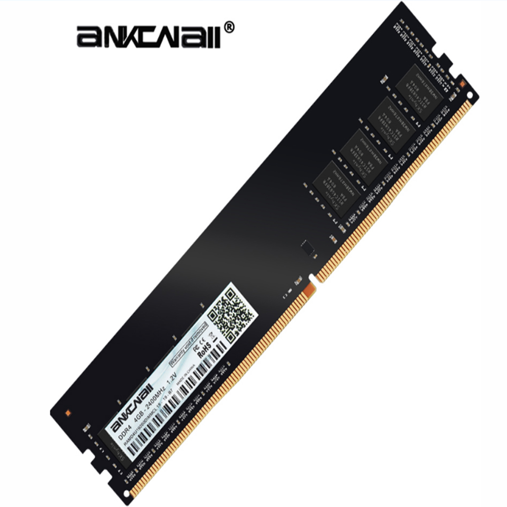 ANKOWALL Ram DDR4 8GB 4GB 16G 2133MHz 2400Mhz 2666MHZ Desktop Memory with heat Sink 260pin New dimm stand by AMD/intel|RAMs| - AliExpress