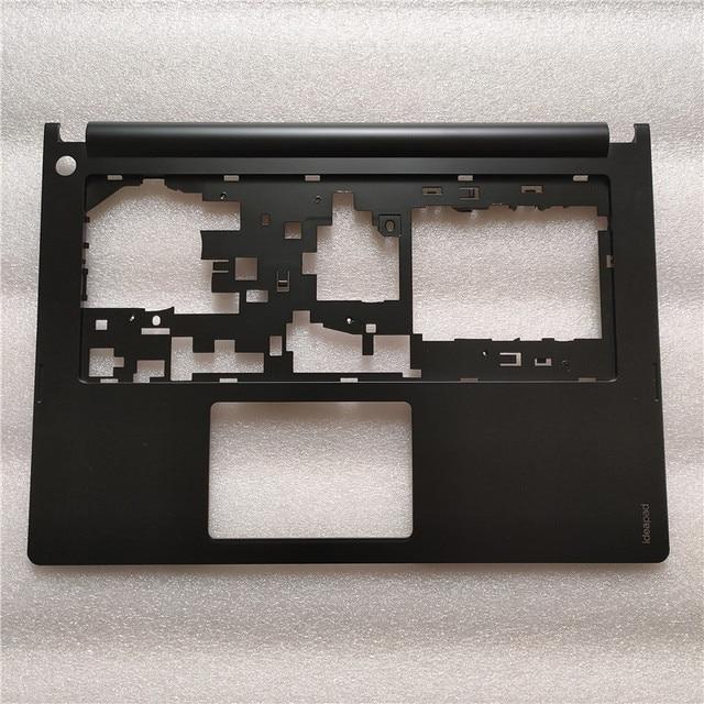 New Originalr Lenovo Ideapad S400 S405 S410 S415 Keyboard Bezel Palmrest Cover  Upper Palmrest Case AP0SB000100 black
