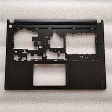 새로운 Originalr 레노버 Ideapad S400 S405 S410 S415 키보드 베젤 손목 받침대 커버 상단 손목 받침대 AP0SB000100 블랙