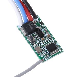 Image 5 - 2021 nuovo modulo ricevitore interruttore luce 5V 12V 24V 433Mhz telecomando senza fili LED Controller di illuminazione trasmettitore RF