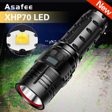 XHP70 LED Flashlight Lamp…