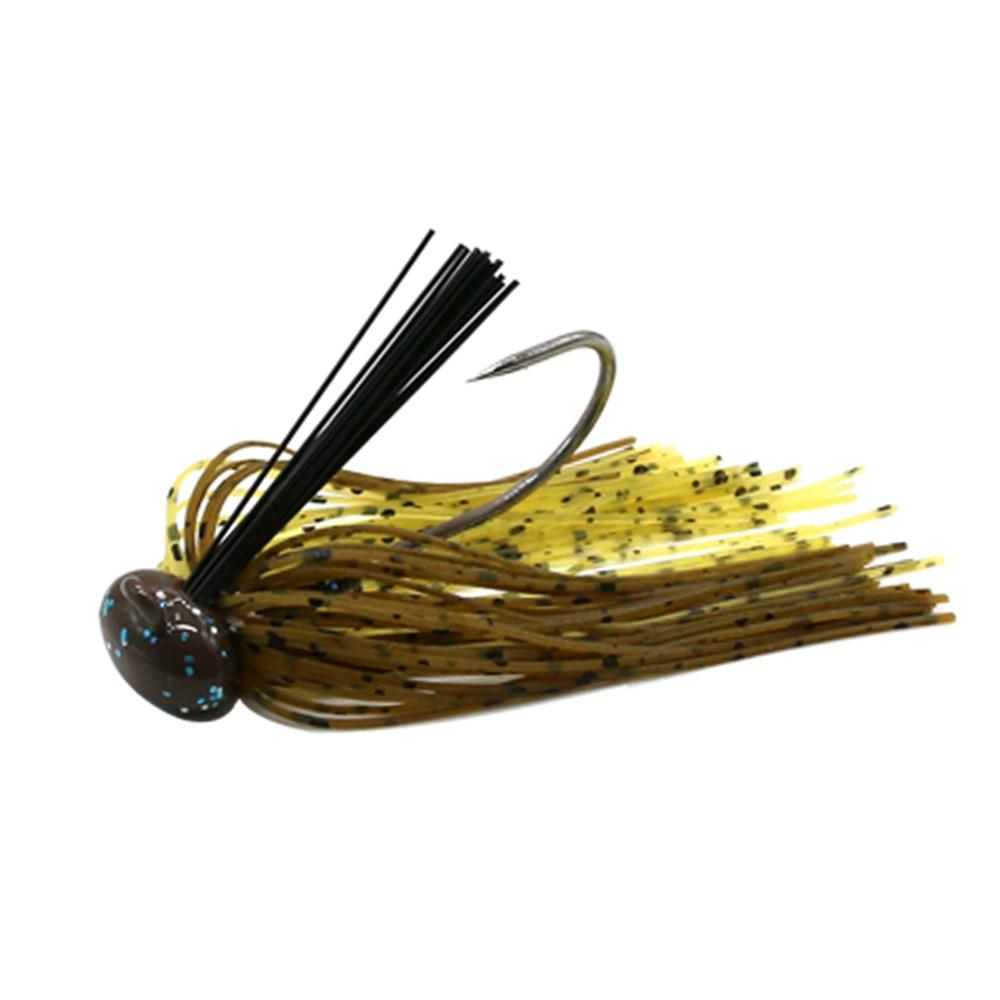 Mycena 7G/12G/15G  Chatter bait spinner bait weedless fishing lure Buzzbait wobbler chatterbait for bass pike walleye fish-5