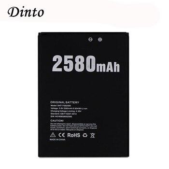 Новая батарея DOOGEE X20 2580mAh 3,8 V литий-ионная полимерная сменная батарея для мобильного телефона Doogee X20 X20L BAT17582580