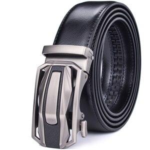 Image 3 - Bánh Răng Thắt Lưng Da Nam Da Đầm Thắt Khóa Tự Động