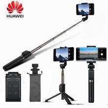 Original Huawei AF15/Pro Bluetooth Selfie Stick Stativ Tragbare Drahtlose Steuerung Einbeinstativ Handheld für iOS/Xiaomi Telefon