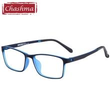 Students Eyeglasses Women Prescription Blue Spectacles Men TR90 Light Frames Teens Flexible Gafas