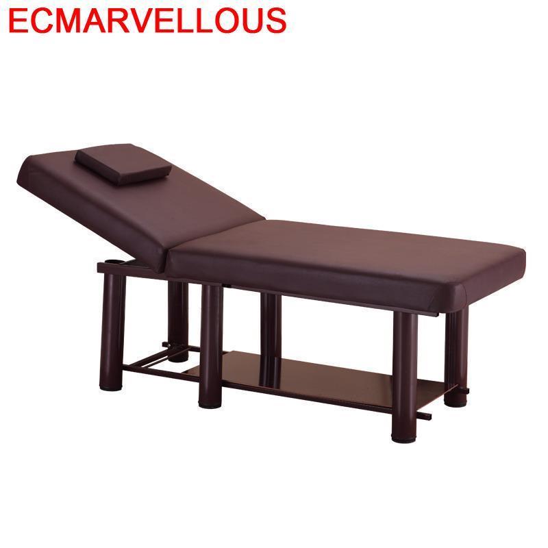 Pedicure piękno stół Mueble tatuaż Tafel składany Cadeira masaż De krzesło do salonu Camilla masaje Plegable składane łóżko do masażu