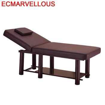 Pedicure piękno stół Mueble tatuaż Tafel składany Cadeira masaż De krzesło do salonu Camilla masaje Plegable składane łóżko do masażu - DISCOUNT ITEM  35 OFF All Category