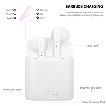 i7s Tws with Charging Box Bluetooth 5.0 Earphones Wireless Earbuds Handsfree Earphone Cordless Headset for iPhone Xiaomi Phone