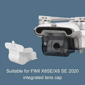 Lens Cover for Fimi X8se/x8 Se for Xiaomi Integrated Lens Cover Gimbal Protective Cover Drone Accessories