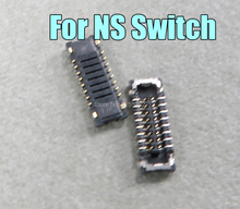 20pcs Original New For Nintendo Switch NS Memory Micro SD TF card reader FPC connector connection on board TF card socket