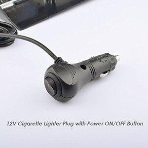 Image 3 - Polis araba ışıkları LED çakarlı lamba kırmızı/mavi Amber/beyaz sinyal lambaları flaş Dash acil yanıp sönen cam uyarı ışığı 12V