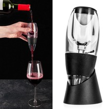 Wine Aerator Decanter Filter Red White Flavour Enhancer Applicable Decanters