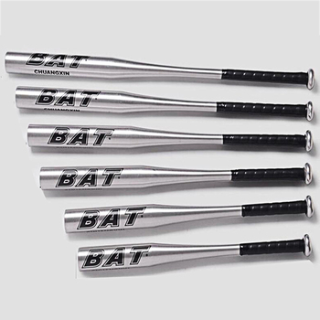 "New Aluminum Alloy Baseball Bat Softball Bit 20 ""25"" 28 ""30"" 32 ""34"" Inches Self-defens Vehicle Steel Baseball Bat"