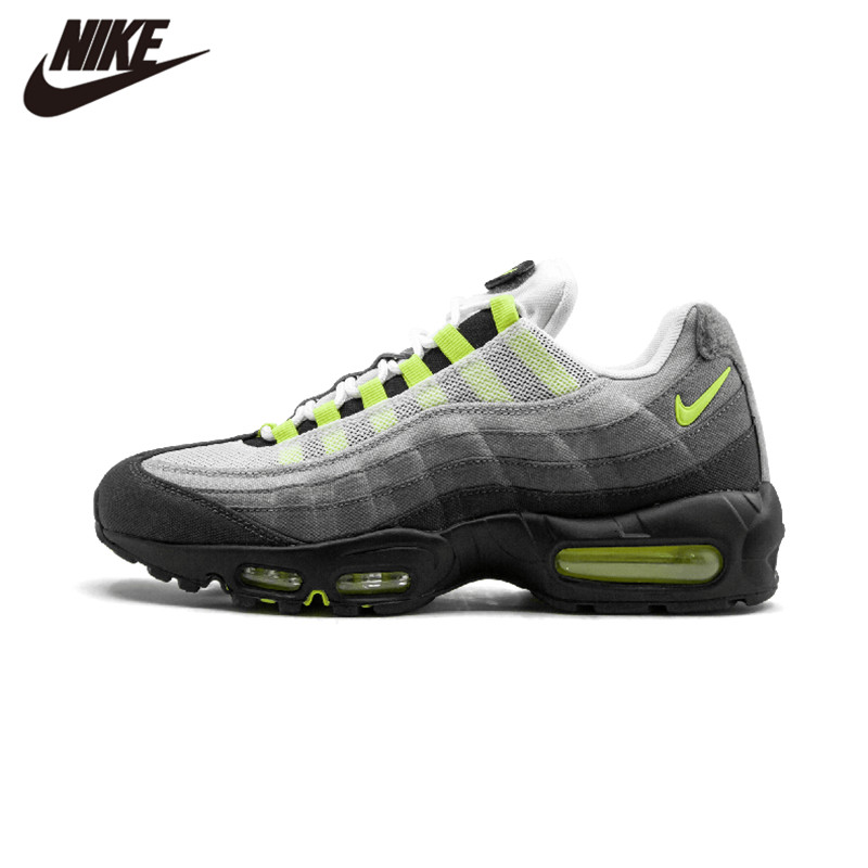 NIKE Air Max 95 OG V SP  Patch Men's Running Shoes Comfortable Lightweight Cozy Classic Athletic Footwear 554970