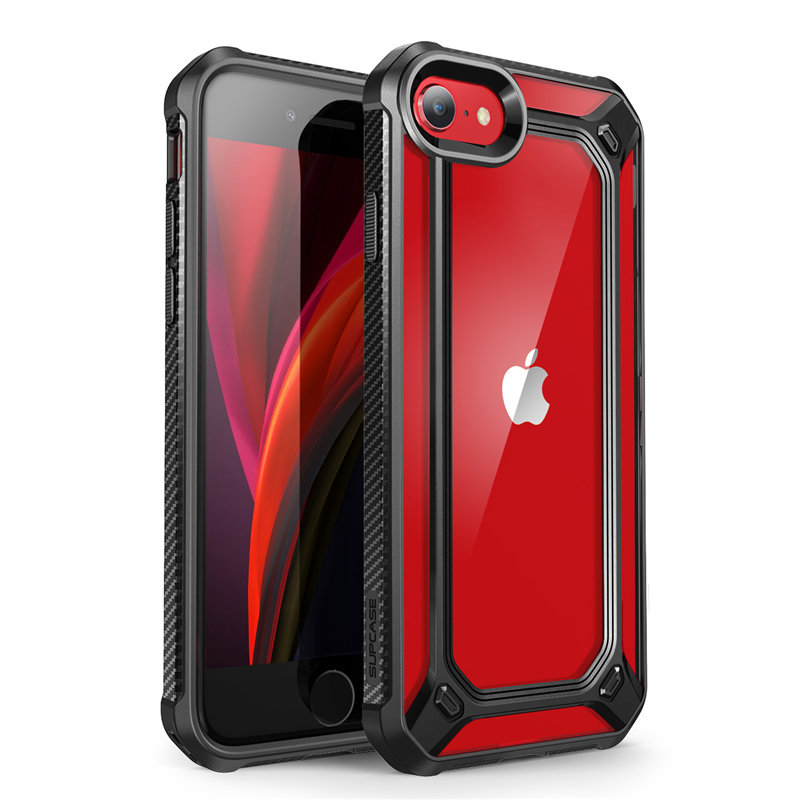 iPhone SE 2020 Premium Hybrid Protective Clear Case