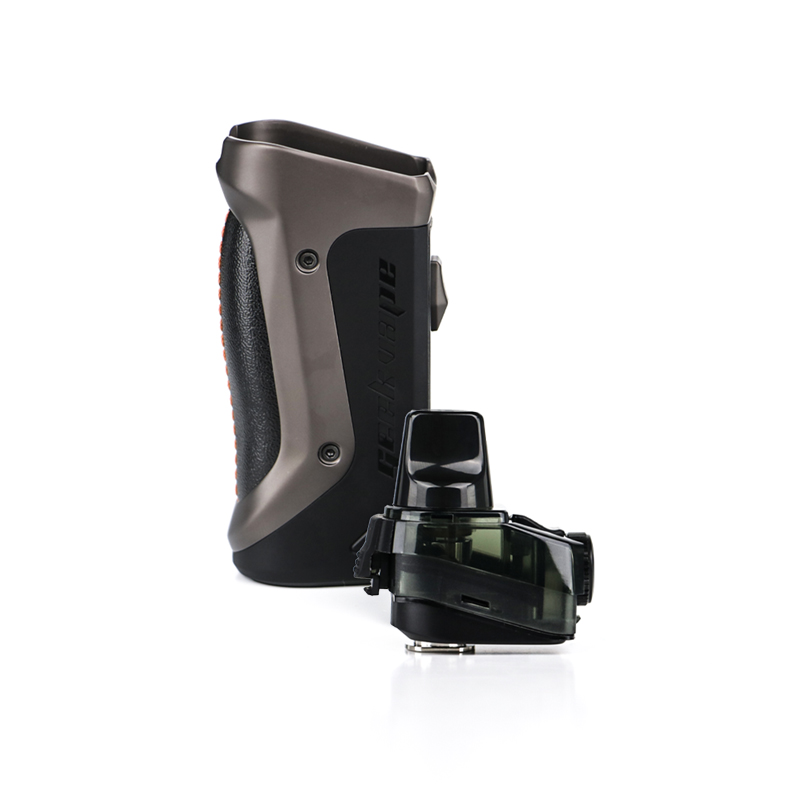 Подарок бесплатно! Набор Geekvape Aegis Boost Pod, встроенный аккумулятор 1500 мАч и атомайзер 3,7 мл, электронная сигарета MTL DTL, набор вейпа vs Vinci/Drag Nano