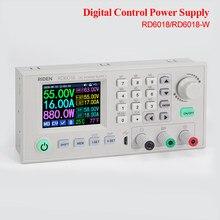 Alimentation à commande numérique USB WiFi RD6018 RD6018W, Module abaisseur de tension cc à cc, convertisseur de tension, 60V 18a