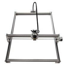 Machine à graver Laser 15W CNC, Machine à graver à 2 axes 12V DC bricolage de bureau en bois, lunettes Laser 500 2500 5500 10000 mw, 65x50cm