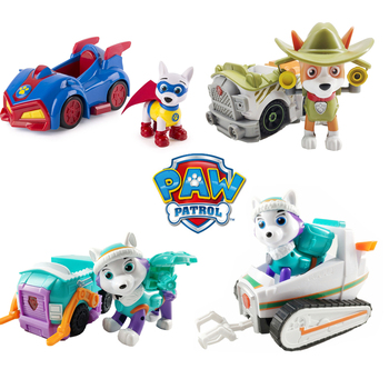 Paw patrol birthday gift puppy patrol car paw patrol everest tracker apollo action figure patrulha canina children birthday gift кроссовки patrol patrol pa050awalfg0